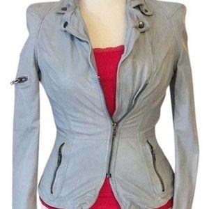 Muuba leather jacket